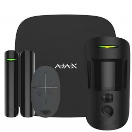 Kit AJAX StarterKit Cam NEGRO